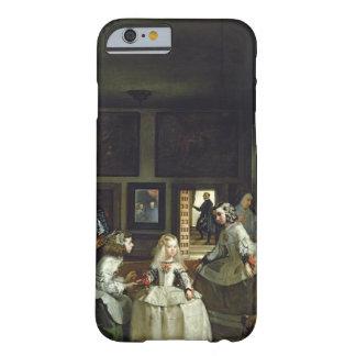 Las Meninasかフィリップの家族IV、c.1656 Barely There iPhone 6 ケース
