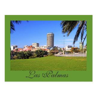 Las PalmasのGranのカナリア諸島、スペイン ポストカード