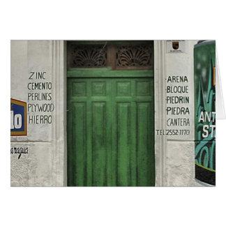 Las Puertas deグラナダ002 カード
