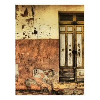 Las Puertas deグラナダ040 ポストカード
