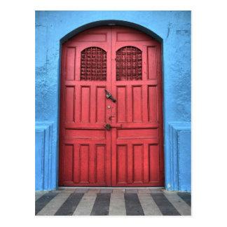 Las Puertas deグラナダ066 ポストカード