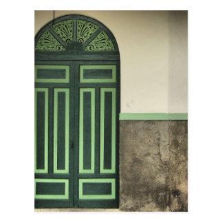 Las Puertas deグラナダ19 ポストカード