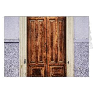 Las Puertas deグラナダ カード