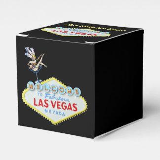 Las Vegas 21st Birthday bash フェイバーボックス