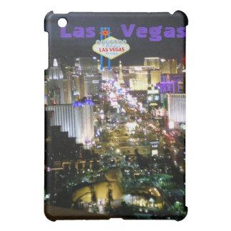 Las Vegas Boulevardの空中写真 iPad Mini カバー