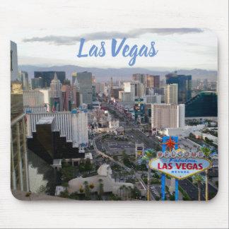 Las Vegas  Boulevard Daytime Strip View マウスパッド