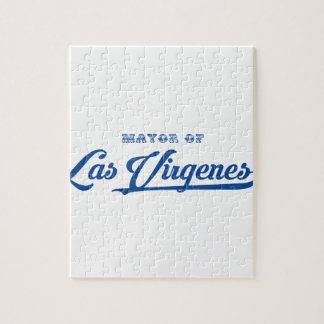 Las Virgenesへの歓迎 ジグソーパズル
