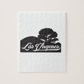 Las Virgenes -景色 ジグソーパズル