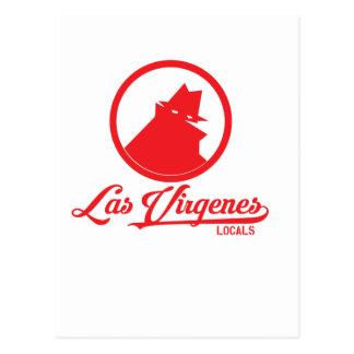 Las Virgenes -自警団 ポストカード