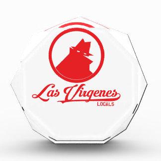 Las Virgenes -自警団 表彰盾