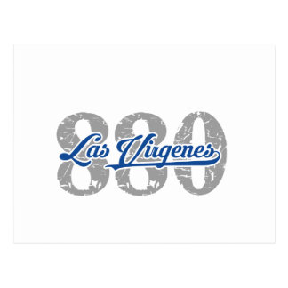 Las Virgenes 880 ポストカード