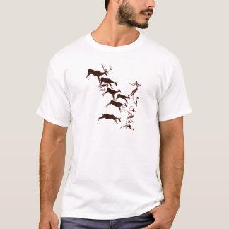 Lascauxの洞窟の芸術 Tシャツ