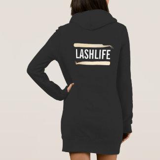 LASHLIFEのフード付 ドレス