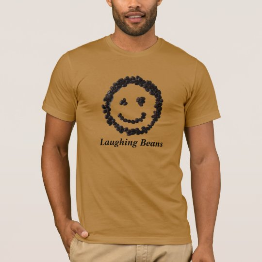 Laughing Beans Tシャツ
