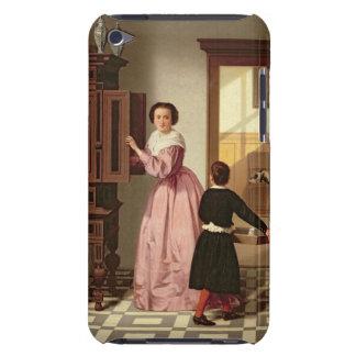 Laundryroom 1864年の姿(キャンバスの油) Case-Mate iPod touch ケース