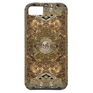 Launuetteのビクトリアンでエレガントなガーリー iPhone SE/5/5s ケース