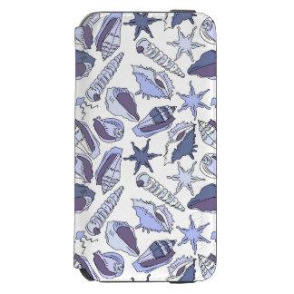 Lavendarの貝殻 Incipio Watson™ iPhone 6 ウォレットケース