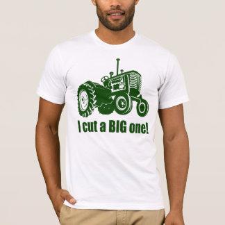 Lawncare -私は大きい1つを切りました tシャツ