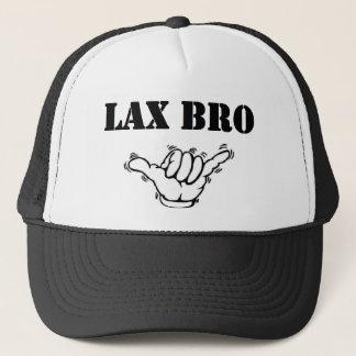 LAX BROの帽子 キャップ