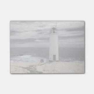 Laxeの灯台|ガリチア、スペイン ポストイット