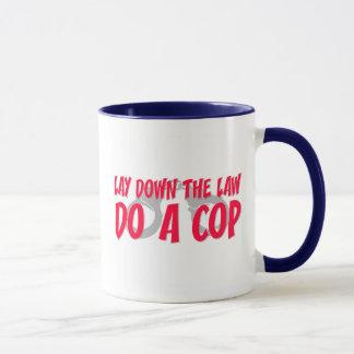 lay_down_law マグカップ