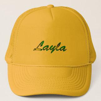 Laylaの網の帽子 キャップ