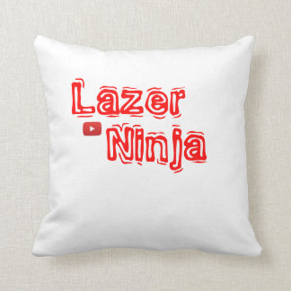 Lazerの忍者の枕 クッション