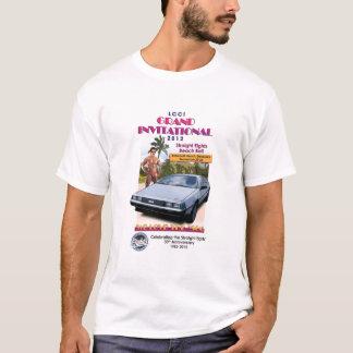 LCCIの壮大な招待のTシャツ Tシャツ