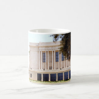 ldsのモルモン教徒メサアリゾナの寺院の写真 コーヒーマグカップ