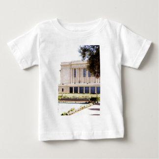 ldsのモルモン教徒メサアリゾナの寺院の写真 ベビーTシャツ