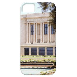 ldsのモルモン教徒メサアリゾナの寺院の写真 iPhone SE/5/5s ケース