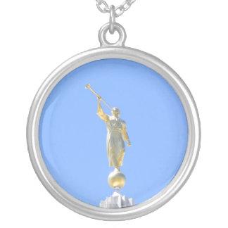 LDSの天使 シルバープレートネックレス