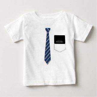 LDSの宣教師ベビーの乳児のTシャツ ベビーTシャツ