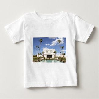 ldsメサアリゾナの寺院のモルモンの写真 ベビーTシャツ