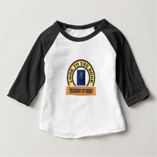 LDS BOM ベビーTシャツ