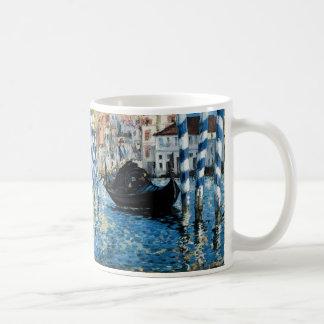 Leの大運河のà Venise -エドワールManet コーヒーマグカップ