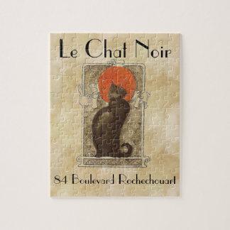 Le Chat Noir ジグソーパズル