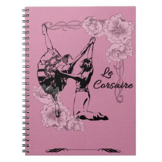 Le Corsaire ノートブック