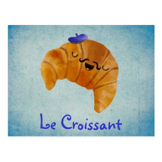Le Croissant ポストカード