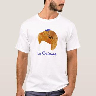 Le Croissant Tシャツ