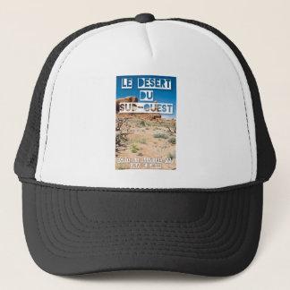 Le Desert Duの石鹸水Ouestの表紙 キャップ