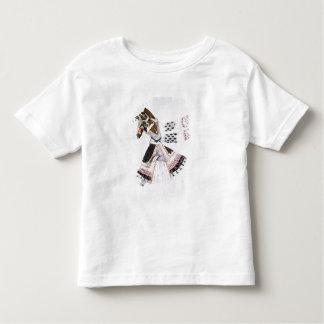 Le Dieu Bleu 1911年からのデザインを着せて下さい(ついている色 トドラーTシャツ