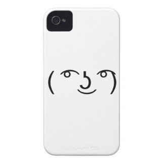 Le Lenny Face Case-Mate iPhone 4 ケース