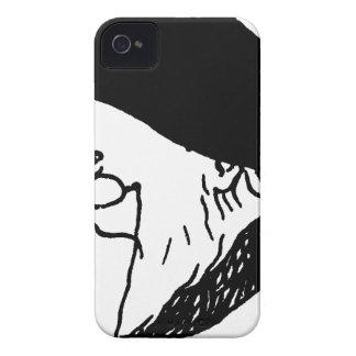 Le Livre desの仮面劇からのポール・ヴェルレーヌフランスのな詩人 Case-Mate iPhone 4 ケース