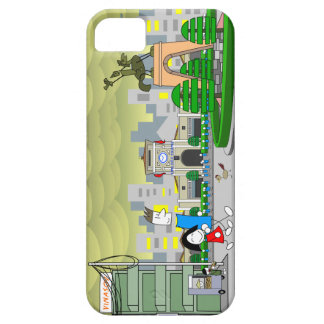 Le Loi Street iPad/のiPhoneの場合 iPhone SE/5/5s ケース