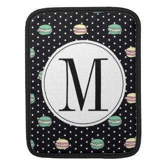 Le Macaronの水玉模様 iPadスリーブ