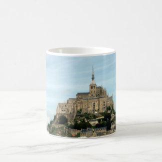 Le Mont Saintマイケル コーヒーマグカップ
