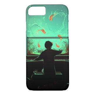 Le Pianoquarium iPhone 8/7ケース