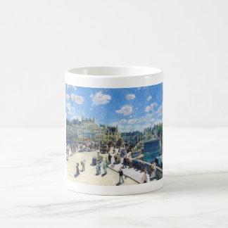 Le Pont-NeufのパリピエールAugusteルノアールの絵を描くこと コーヒーマグカップ