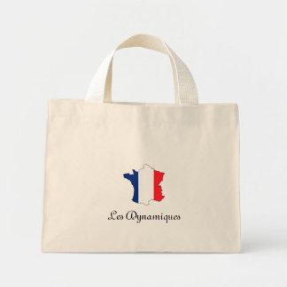 """Le sac """"Les dynamiques """" ミニトートバッグ"""